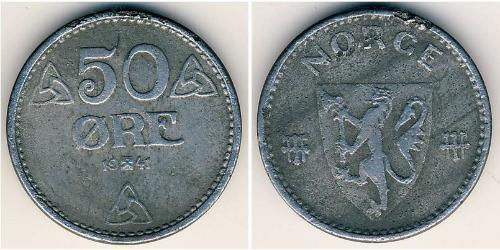 50 Ore Norway Zinc