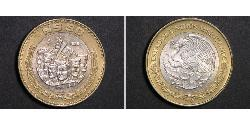 50 Peso United Mexican States (1867 - )