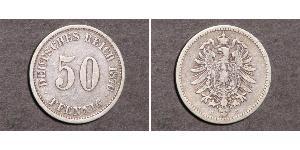 50 Pfennig Deutschland