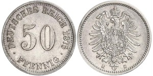 50 Pfennig Germany