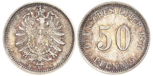 50 Pfennig Germany