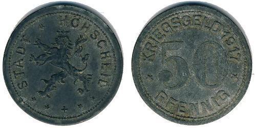 50 Pfennig
