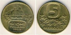 5 Марка Фінляндія (1917 - )