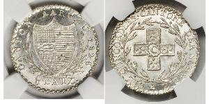 5 Batz Switzerland Silver