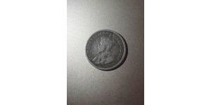5 Cent Canada Argento Giorgio V (1865-1936)