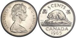 5 Cent Canada Copper/Nickel