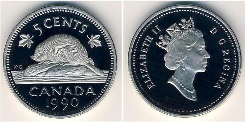 5 Cent Kanada
