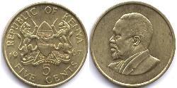 5 Cent Kenia