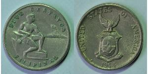 5 Centavo Filipinas Níquel/Cobre/Zinc