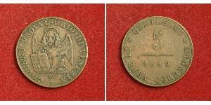 5 Centesimo Italy Copper