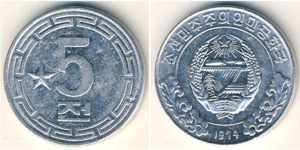 5 Chon North Korea Aluminium