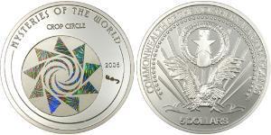 5 Dólar Estados Unidos de América (1776 - )