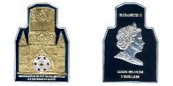 5 Dollar Cook Islands Silver