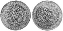 5 Ducat Electorate of Bavaria (1623 - 1806) Gold