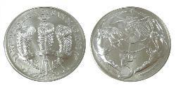 5 Euro San Marino Silber