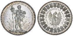 5 Franc 瑞士 銀