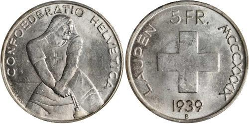5 Franc Switzerland