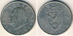 5 Krone Norway Copper/Nickel