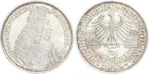 5 Mark Deutschland Silber