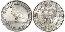 5 Mark Weimarer Republik (1918-1933) Silber