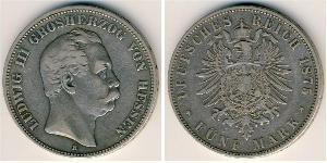 5 Mark  Silber