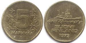 5 Mark Finland (1917 - )
