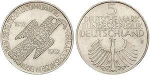 5 Mark Geschichte der Bundesrepublik Deutschland (1949-1990)