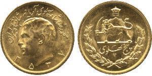 5 Pahlavi Иран Золото Мохаммед Реза Пехлеви (1919-1980)