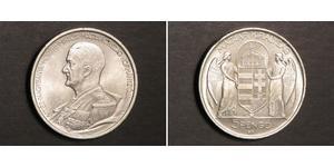5 Pengo Reino de Hungría (1920 - 1946) Plata Miklós Horthy