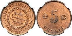 5 Penny Finnland (1917 - )