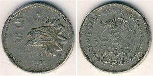 5 Peso México (1867 - ) Níquel/Cobre