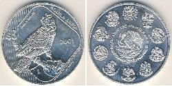 5 Peso United Mexican States (1867 - ) Silver