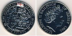 5 Pound Jersey Copper/Nickel