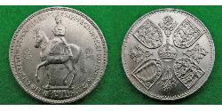 5 Shilling United Kingdom (1922-) Copper/Nickel