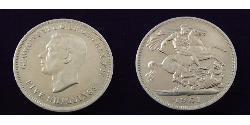 5 Shilling United Kingdom (1922-) Copper/Nickel George VI (1895-1952)
