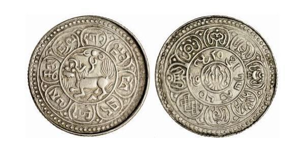 5 Sho Tibet Silber