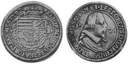 60 Крейцер Священная Римская империя (962-1806) Серебро