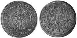 60 Крейцер Баварія (герцогство) (907 - 1623) Срібло Максиміліан I Баварський(1573 – 1651)