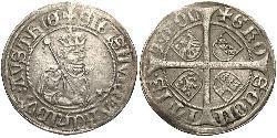 6 Крейцер Австрия Серебро