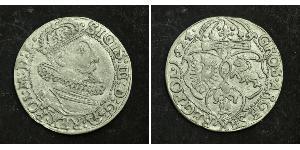 6 Grosh Polen-Litauen (1569-1795) Silber Sigismund III