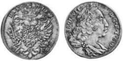 6 Kreuzer Electorate of Bavaria (1623 - 1806) Silver