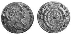 6 Kreuzer Electorate of Bavaria (1623 - 1806) Silver Maximilian III Joseph, Elector of Bavaria (1727 – 1777)