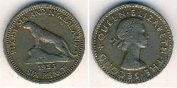 6 Penny Southern Rhodesia (1923-1980) Copper/Nickel