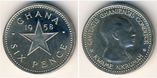 6 Penny Ghana