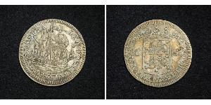 6 Stuiver Dutch Republic (1581 - 1795) Silver