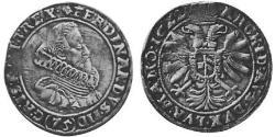 75 Kreuzer Holy Roman Empire (962-1806) Silver