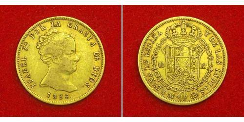80 Real España Oro