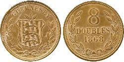 8 Double Guernsey Bronce
