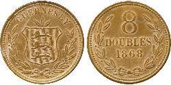 8 Double Guernsey Bronze