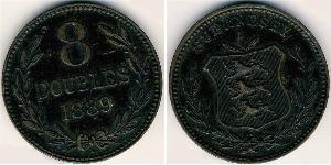 8 Double  Bronze